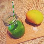 Glow With The Gorgeous Green Smoothie!
