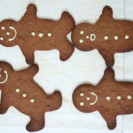 Gluten Free Gingerbread Men By The Healthy Chef